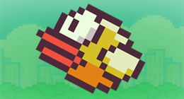 Image - Jeu Phaser Flappy Bird