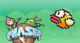 Image Phaser : créer un Flappy Bird en HTML5 Canvas